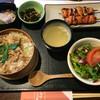 鳥ぎん - 料理写真:ランチメニュー : アサリのわっぱ飯