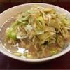 関越ラーメン 仙龍 - 料理写真:ラーメンネギネギ中盛 ¥970-