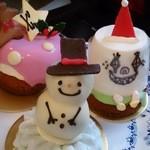 ウルトラジャム - 我が家の2014クリスマスケーキ♪第一弾♪