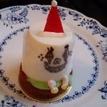 ウルトラジャム - レアチーズケーキ♪