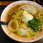 恵庭 おとん食堂 - 小鳩ラーメン 600円