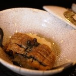 祇園もりわき - 鰻の蒸しご飯 今日の一番でした♪