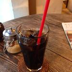 シナモンカフェ - アイスコーヒー