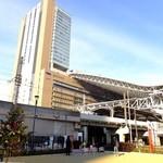 リストランテ アプリコート - 梅田スノーマン フェスティバルに出店(2014.12月)