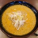 胡麻唐屋 - 白胡麻タンタン麺 800円