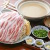 ちゃんこ 西乃龍 - 料理写真:黒豚入ちゃんこ鍋