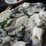 居酒屋むらさき - 牡蠣