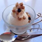 グラン カフェ - ランチのデザート