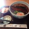 清川 そば店 - 料理写真:2014/11  にしんそば