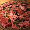 グルメリア六甲 - 料理写真:炭火焼肉ランチコース 2人前