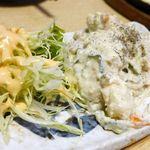 虎ノ門 個室居酒屋 魚の敬次 - 大人のポテトサラダ