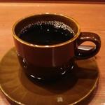 みのりCafe - アメリカンのような大きなカップ(・_・;)
