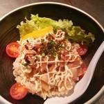 ソラノイロ ジャパニーズ スープ ヌードル フリー スタイル - ソラノメシ(350円)