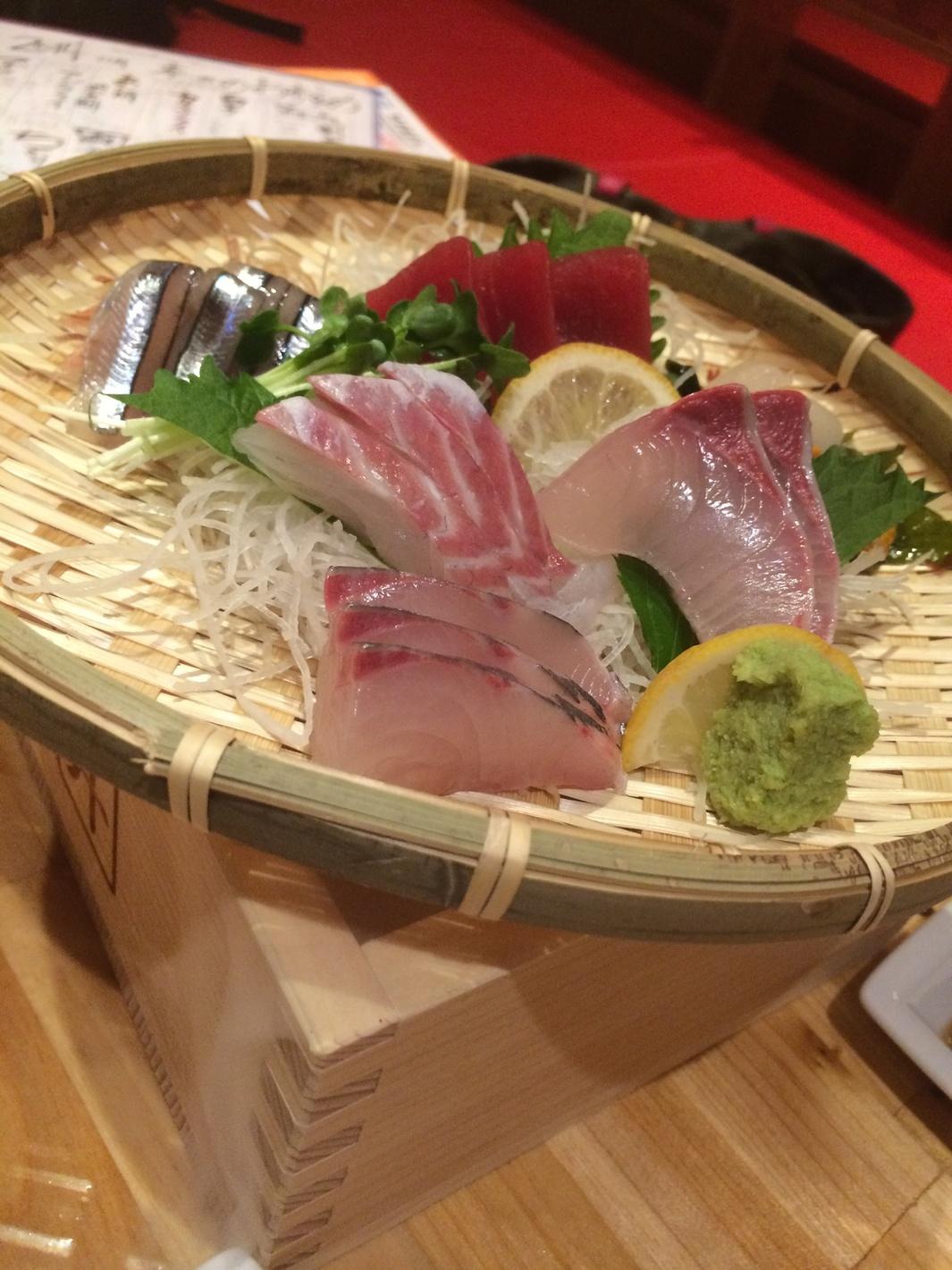 海鮮屋 魚吉 辛島店
