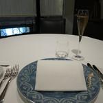 レストラン タニ - テーブルセッティング