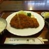 とんかつ 井筒 - 料理写真:特選もち豚 ロースカツ定食☆