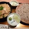 八兆屋 - 料理写真:かつ丼とおそばの膳(930円)
