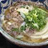 こばやし - 料理写真:¥600の肉うどんを頂きました。