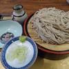 そば処 よしひろ - 料理写真:もりそば(600円)_2014-12-20