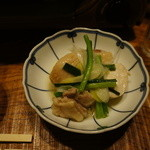 とり田 - 小鉢