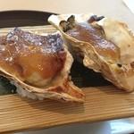 茶洒 金田中 - 牡蠣 土手鍋