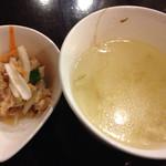 タイ料理JUMPEE - 前菜とスープ