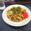 森田屋 - 料理写真:肉入り野菜焼きそば