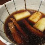 永田町 黒澤 - 黒豚せいろのつけ汁