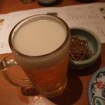 3371847 - まずビール!