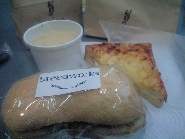 breadworks 天王洲