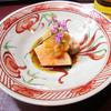 季節料理 みのり - 料理写真:あんこう肝(お通し)。<2014.12>