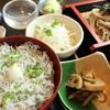 川古江家 - 料理写真:鎌倉産ミニしらす丼セット