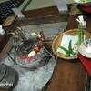 渓山亭 - 料理写真:囲炉裏料理