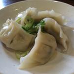 四十三代目 哲麺 - 水餃子