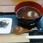 オーガニックカフェ チャント - 御汁粉