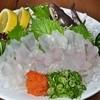 かめ福 - 料理写真:新鮮だからこそ味わえる、珍しい『穴子活造り』