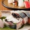寿司処 いわなり - 料理写真:新鮮な天然魚介と奥出雲の仁多米を使用した『にぎり寿司』