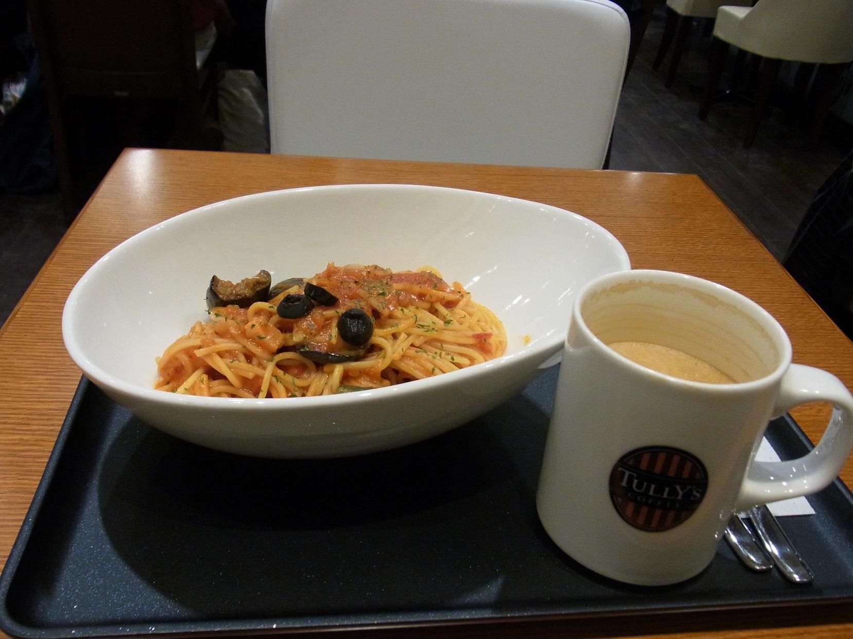タリーズ コーヒー 宇都宮駅ビルパセオ店