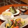 アグネスホテル ティー・ラウンジ - 料理写真:1日限定4食!季節の野菜たっぷりカレー 1850円