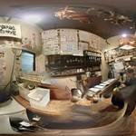 アキバの酒場 - Google PhotoSphere3DパノラマVR画像♪