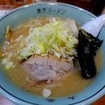東京ラーメン大番 - 大番ラーメン・500円