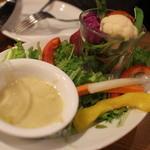 ツイテル - 彩野菜のバーニャガウダ