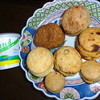 紅茶舗 葉々屋 - 料理写真:クリスマスのスコーン&中沢クロテッド