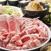 アサヒビール園 羊々亭 - 料理写真:羊肉6種プラン