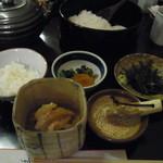 33783492 - 鯛茶漬け(2000円)