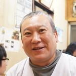 スタミナ苑 - 総料理長の豊島氏48才・・・(笑)