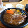 牛吉 - 料理写真:レギュラーハンバーグ ¥850