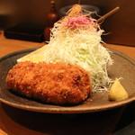 とんかつ割烹 かつぜん - 霧島産 黒豚 ヒレかつ (2014/12)