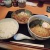 うり坊 - 料理写真:豚肉生姜焼きランチセット(醤油ラーメン)