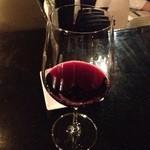 Bar Hitomi - 赤ワイン